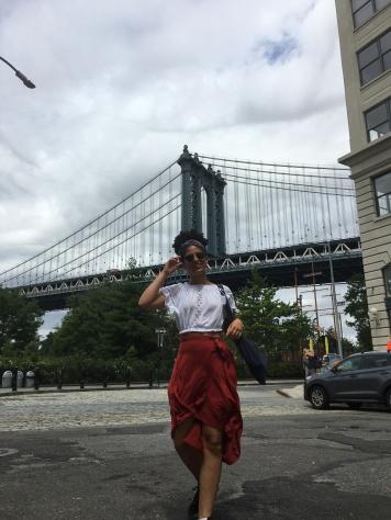 Manhattan Bridge Aug 2017