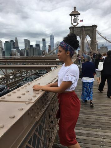 Brooklyn Bridge Aug 2017