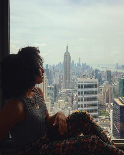 Rockefeller Center Aug 2017
